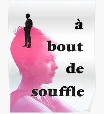 A bout de souffle Poster
