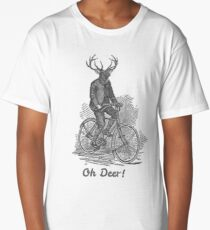 Oh Deer! Long T-Shirt
