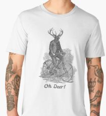 Oh Deer! Men's Premium T-Shirt