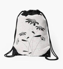 Flower..2 Drawstring Bag