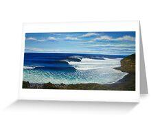 Bell's Beach, Australia Greeting Card