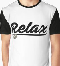 Relax you Slothy Graphic T-Shirt