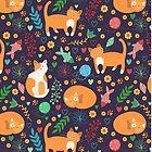 «Gatos lindos» de JuliaBadeeva