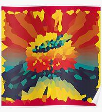 Led Zeppelin - Celebration Day - squares Poster