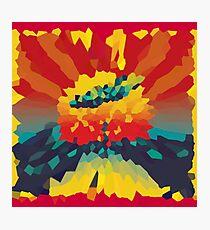 Led Zeppelin - Celebration Day - squares Photographic Print