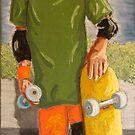 skater Boy by Rita Deegan