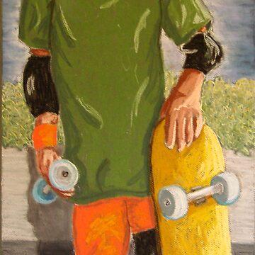 skater Boy by deegan