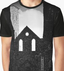 Haunting Towers Graphic T-Shirt