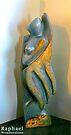 Archangel Raphael  by CrismanArt