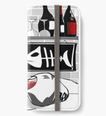 drunker@bar iPhone Wallet/Case/Skin
