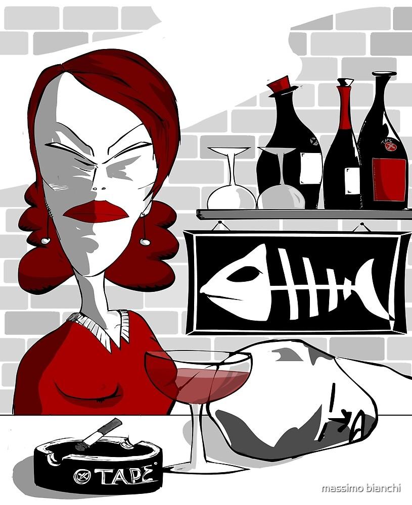 drunker@bar by massimo bianchi