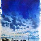 blue highway. by resonanteye
