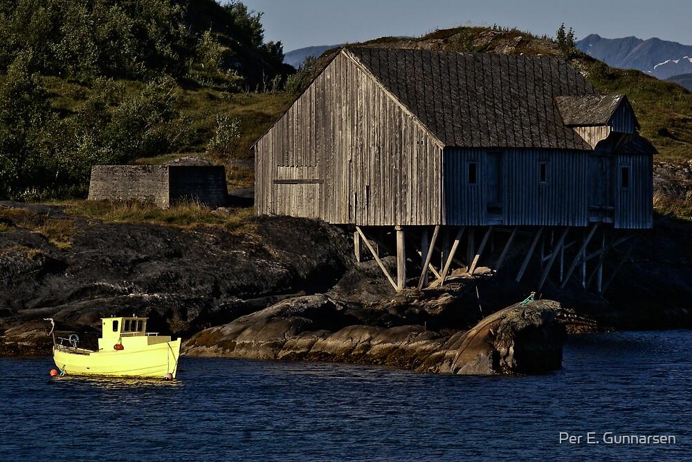 Yellow by Per E. Gunnarsen