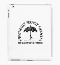 Practically Perfect Parasols iPad Case/Skin