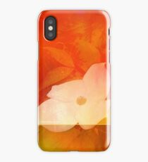 Dogwood Vivid iPhone Case