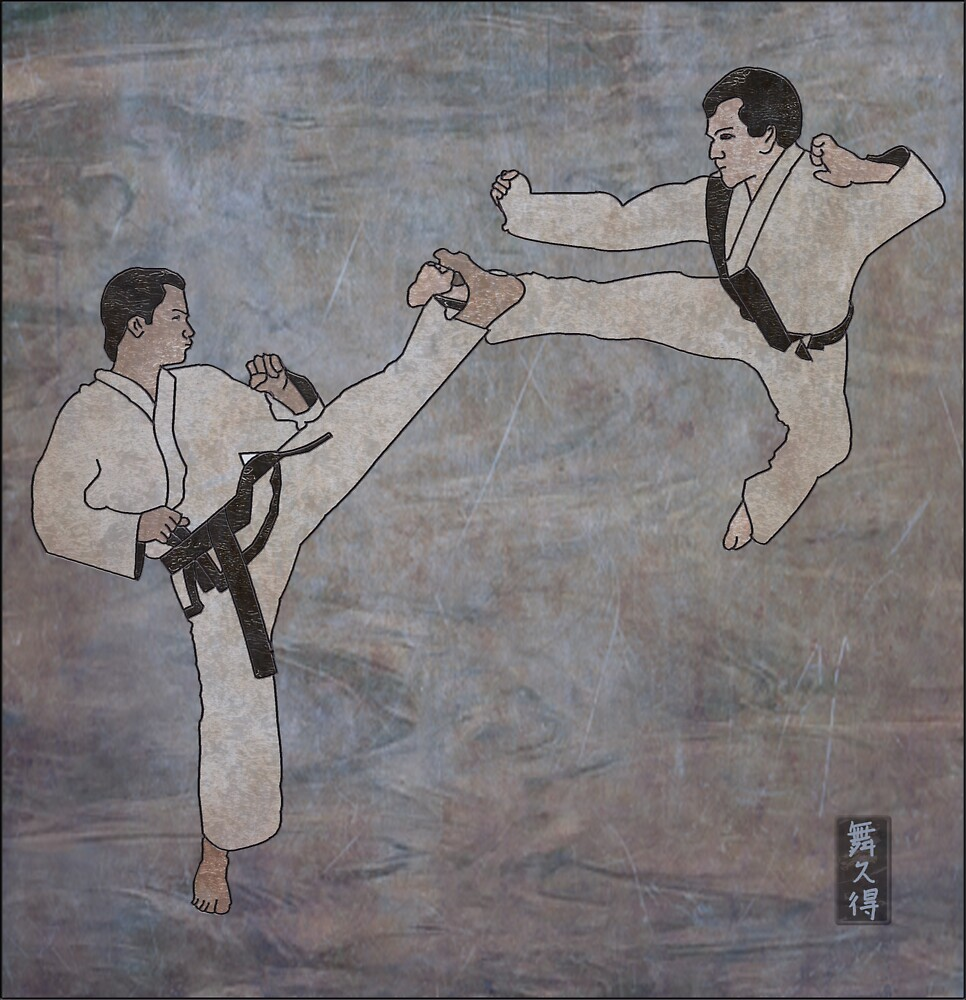 Tae Kwon Do by Mike Connor