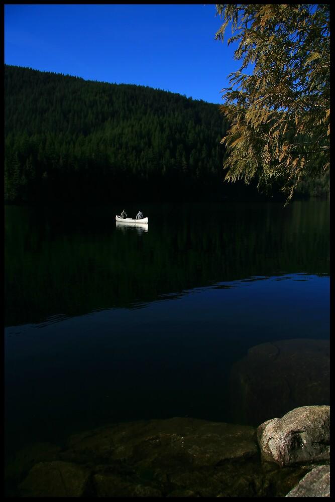 The Love of Fishing I by Brad Watson