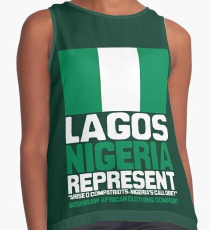 Lagos, Nigeria, represent Contrast Tank