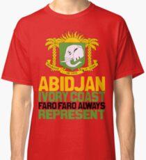 Abidjan, Ivory coast, faro faro Classic T-Shirt