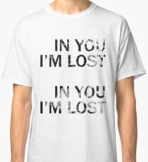 Radiohead - Present Tense Classic T-Shirt