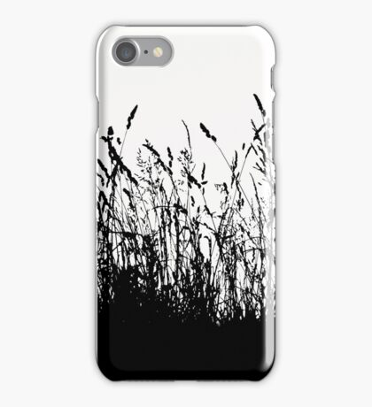 Long grass - whispers of summer iPhone Case/Skin