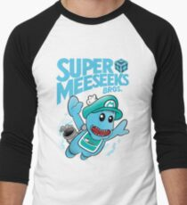super Men's Baseball ¾ T-Shirt