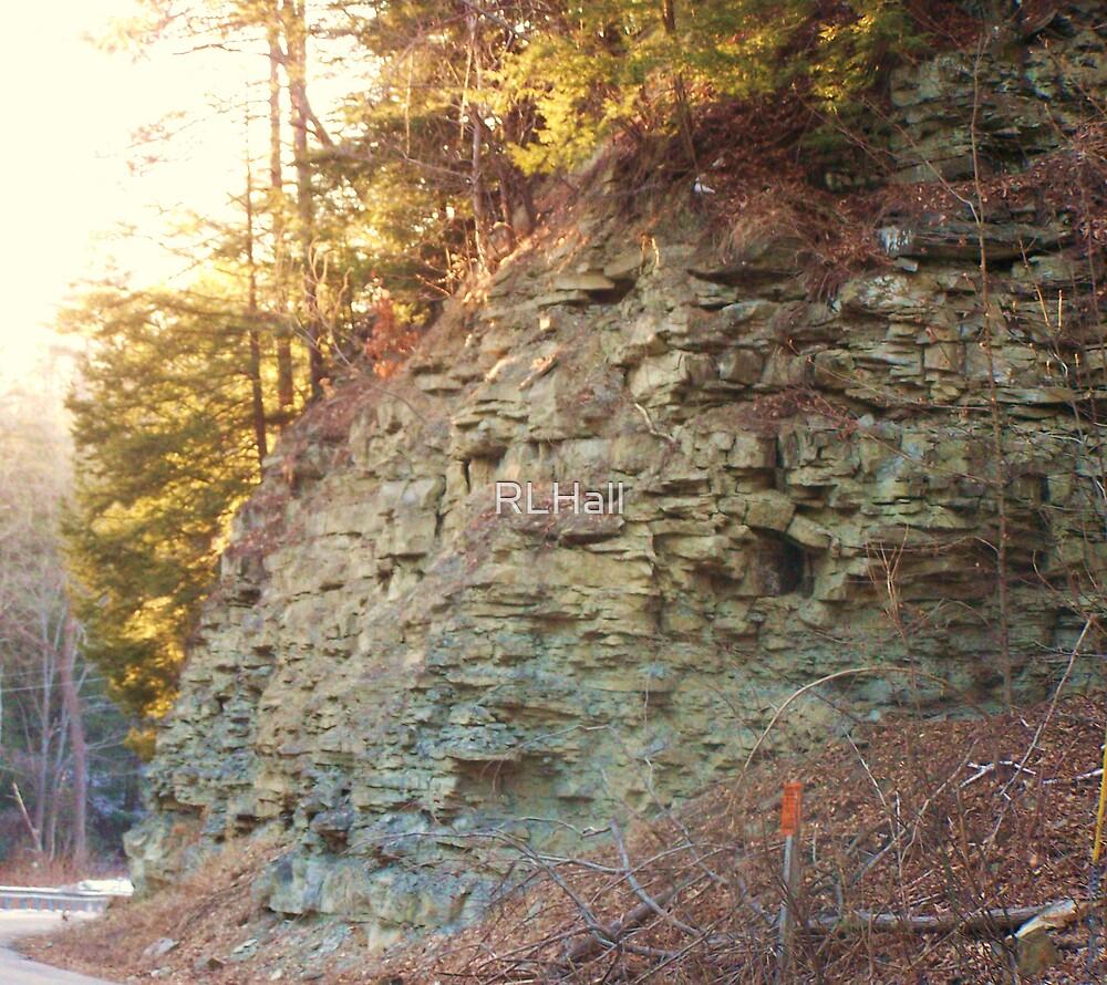 Roadside Rocks by RLHall