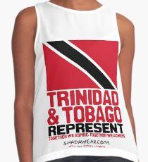 Trinidad & Tobago represent Contrast Tank
