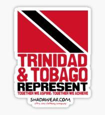 Trinidad & Tobago represent Sticker