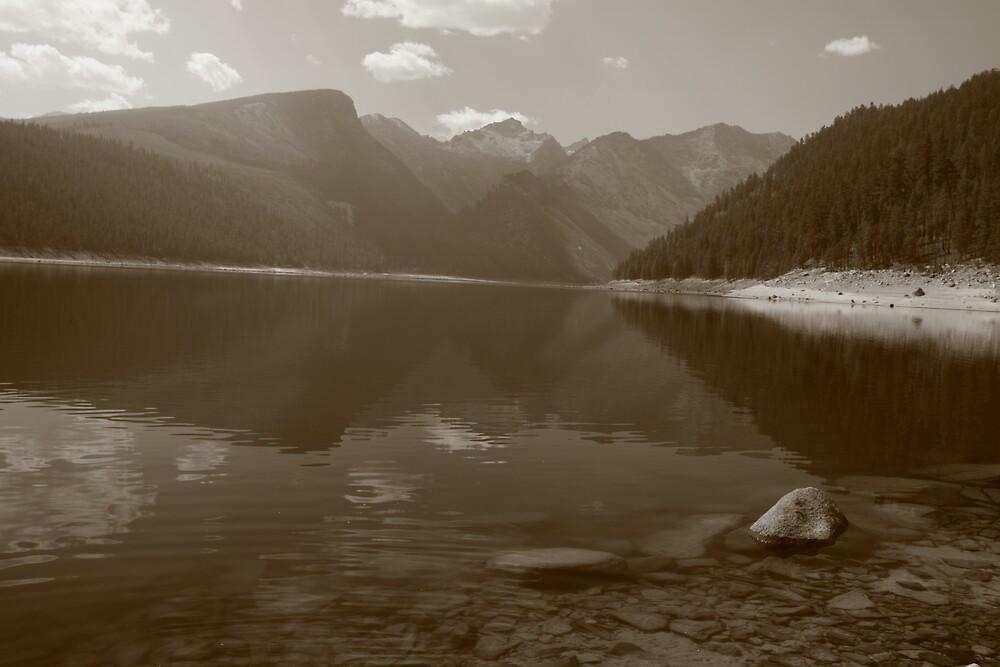 Lake Como by Jessica Lynn