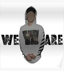 We Are // Purpose Pack // Poster