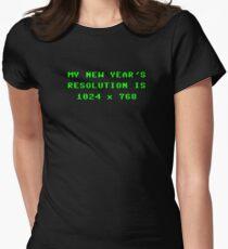 New Year's Display Resolution 1024x768 T-Shirt