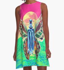 Metamorphosis A-Line Dress
