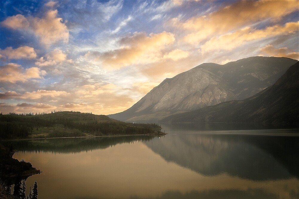 Tagish Lake by Yukondick