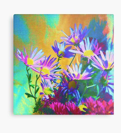 Flowers bloom Metal Print