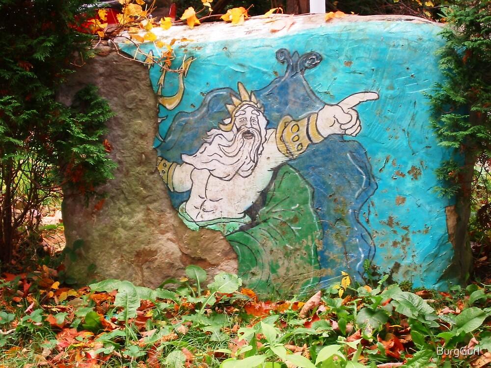 Poseidon by BurgGurl