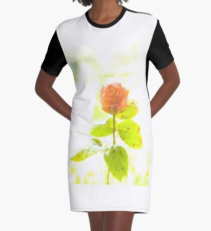 Beauty and the black spot Graphic T-Shirt Dress