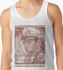 Mobutu lives Tank Top