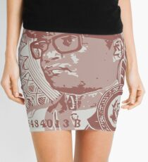 Mobutu lives Mini Skirt