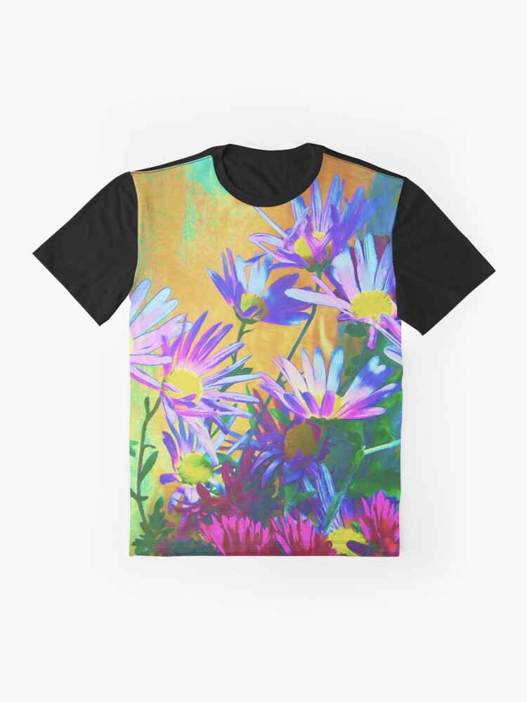 Alternate view of Flowers bloom Graphic T-Shirt