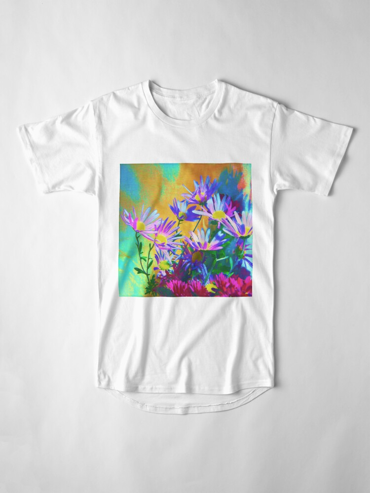 Alternate view of Flowers bloom Long T-Shirt