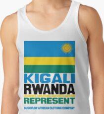 Kigali Rwanda, represent Tank Top
