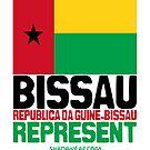 Guinee Bissau. Represent by kaysha