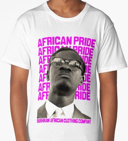 African Pride Long T-Shirt