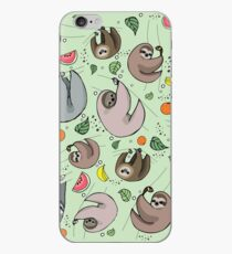 Sloths iPhone Case