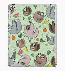 Sloths iPad Case/Skin