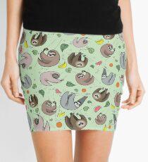Sloths Mini Skirt
