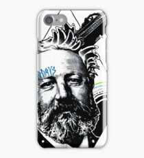 Jules Verne iPhone Case/Skin