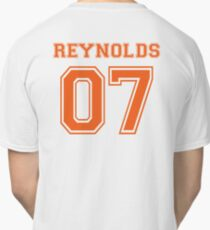 The Foxhole Court Reynolds orange Classic T-Shirt