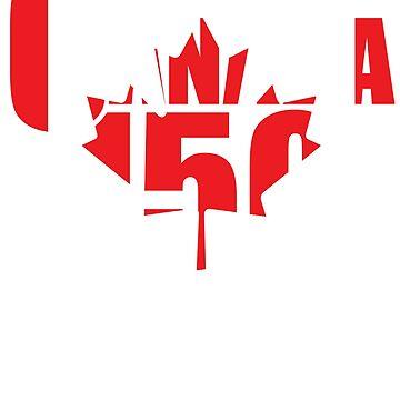 Kanada 150 von TheFlying6